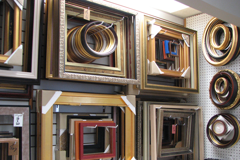 Picture Perfect Gallery and Framing » Framing Services